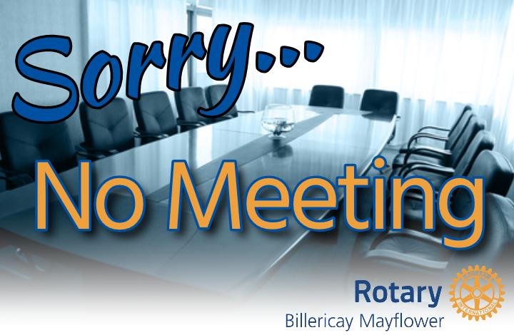 No Meeting