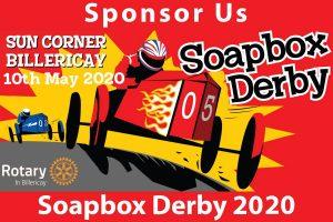 Sponsor a Soapbox Team